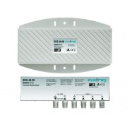 Axing SES 46-00 Aktiv Satcr/Unicable multiswitch 1 in 6