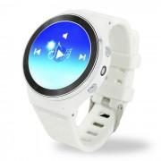 zgpax S99 Android 5.1 telefono inteligente reloj w / ROM 8 GB - blanco + plata