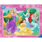 Puzzle Ravensburger - Printesele Disney, 35 piese (06630)