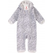 Reima Tilhi Windfleeceoverall, Light Grey 50-56