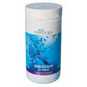 Pontaqua MINUSZAPH pH csökkentő vegyszer 1,5kg PHM 015