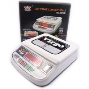 Virgo Indoson V 58 Weighting Scale05 Weighing Scale(White & Black)