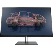 "HP Z27n G2 27"" Quad HD LED Silver computer monitor"