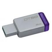 Kingston Memoria flash USB Kingston DataTraveler 50 8 gb