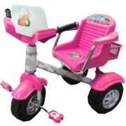 Oh Baby Baby Heavy Pipe Pink Color Tricycle For Your Kids SE-TC-27