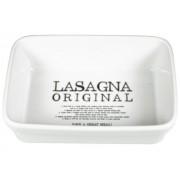 Gusta Lasagneschaal 28x19,5x5,5cm Wit