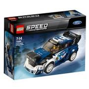 LEGO Speed Champions, Ford Fiesta M-Sport WRC 75885