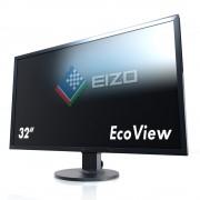 EIZO 4K Monitor LCD 32' EV3237-BK, Wide, IPS, LED, FlexibleStand, black