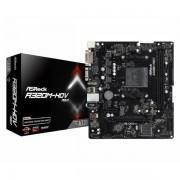 Asrock AMD AM4 Socket A320M chipset (mATX) MB ASR-A320M-HDV R3.0-RMA