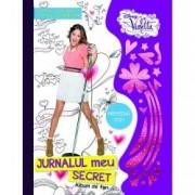 Violetta. Jurnalul meu secret. Album de fan sezonul 2
