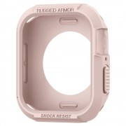Carcasa Spigen Rugged Armor Apple Watch 4/5 (40mm) Rose Gold