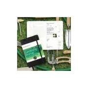 Caderno Moleskine Passions Gardening Journals Capa Dura Pautado 13x21 Cm Large - Preto