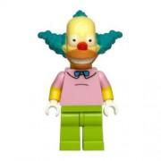 LEGO Minifigure - The Simpsons - KRUSTY THE CLOWN