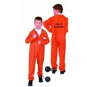 RG Costumes Escaped Convict Costume, Child Large