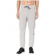 Reebok Workout Ready Fleece Pants Medium Grey Heather