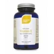 Health First Vitamin E 400 IU természetes tokoferol keverék, 180 db