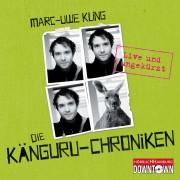 Hörbuch Hamburg Die Känguru-Chroniken - Live und ungekürzt