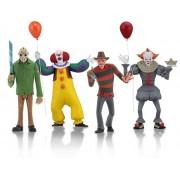 Neca Toony Terrors Action Figures 4-pack