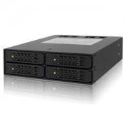 Rack intern Icy Dock ToughArmor MB994SP-4SB-1 4x2.5 SATA HDD Hot Swap Mobile Rack