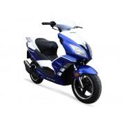 Scooter FUSION 50 - JIAJUE - Bleu