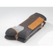 DMAX Komfortsoocken im Doppelpack, Für Echte Kerle! Farbe grau, Gr.47/50