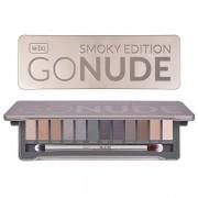 Paleta de farduri - Wibo Go Nude Eyeshadow Palette - Smoky Edition