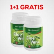 Aloe vera 30cps PROMO 1+1 GRATIS 2buc BIO-SYNERGIE