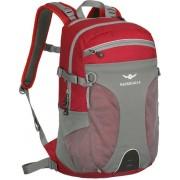 Kaikkialla Ruka 18 L - zaino - Zaino Daypack - Red/Grey