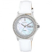 Casio Sheen Multi Function Analog White Dial Womens Watch - She-4800L-7Audr (Sx103)