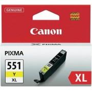 Cartus cerneala Canon CLI-551Y (Galben XL)