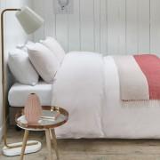 Lenjerie de pat roz deschis - Apa de Trandafiri