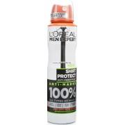 L'oréal Men Expert Shirt Protect 100% dezodor 250ml