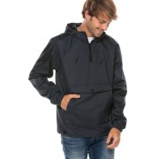 Only & Sons Parka canguro de hombre impermeable ONLY & SONS azul noche XL