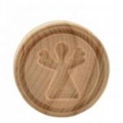 Sütipecsét fából, angyalka (28371A)