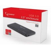 """Gembird USB 3.0 kućište za eksterni SATA 2.5"""" hard disk crni (EE2-U3S-2)"""