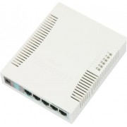 Router MikroTik 5P Gig Smart Switch, RB260GS