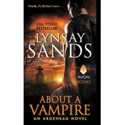 About a Vampire, Paperback