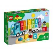 Primul meu camion cu litere LEGO 10915