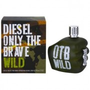 Diesel Only The Brave Wild Eau de Toilette para homens 125 ml