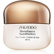 Shiseido Benefiance NutriPerfect Day Cream crema de día rejuvenecedora SPF 15 50 ml