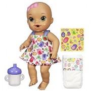 Baby Alive Sips n Cuddles Brunette Modern Outfit