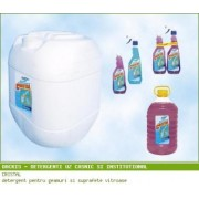 Cristal windshield -15 grade 5L