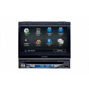 DVD Player Auto 1 DIN cu Display Touchscreen de 7 inch Rabatabil Audiovox - BLO-VME-9415