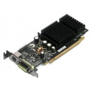 Placa video XFX nVidia Geforce 7200GS 256-512 MB DDR2 Silent low profile - second hand