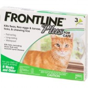 Frontline Plus Cats 03 Doses