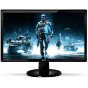 "Monitor LED BenQ 24"" GL2450HM, Full HD (1920 x 1080), DVI-D, HDMI, 2 ms, Boxe (Negru)"