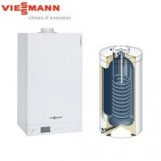 Centrala Termica in Condensatie VIESSMANN VITODENS 100-W 26 kW cu boiler Viessmann Reflex 120 litri