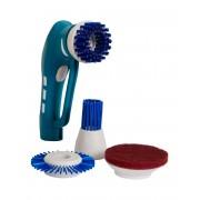 CleanRite Grote Schoonmaakborstel voor Keukens, Badkamers, Voertuigen en Vloertegels