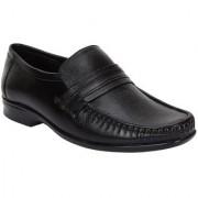 Marcx Genuine Leather Men Shoes Formal / office wear Regular Style Color Black