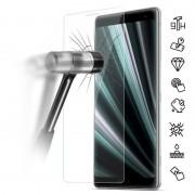 Protetor Ecrã em Vidro Temperado para Sony Xperia XZ3 - 9H - Transparente